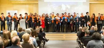 La Fondation HEC a financé 600 bourses en 2015. //©Reitzaum Nicolas