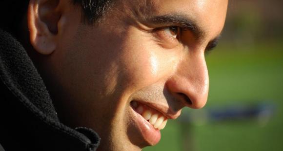 Salman Khan, fondateur de la Khan Academy // DR