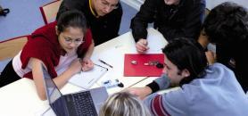 Selon Loïc Plé, il est nécessaire de prendre du recul à l'égard des méthodes collaboratives, afin d'éviter ou de limiter les déceptions liées à leur usage. //©UTBM