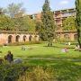 Université Toulouse 1 Capitole - cloître - ©UT1 Capitole //©UT Capitole