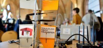 Toulouse Tech Transfer, société d'acceleration de transfert de technologies en Midi Pyrénées //©Lydie Lecarpentier / R.E.A