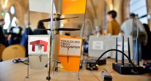Toulouse Tech Transfer, société d'acceleration de transfert de technologies en Midi Pyrénées