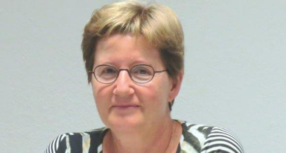 Béatrice Gille, rectrice de Nancy-Metz // DR