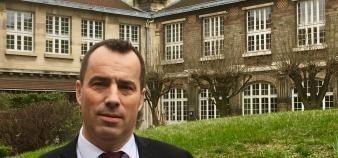 Laurent Champaney, directeur général des Arts et Métiers, est élu président de la Conférence des grandes écoles. //©Arts et Métiers
