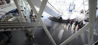L'université de Cergy-Pontoise compte 33 commissions chargées d'examiner les candidatures déposées sur Parcoursup. //©Antoine DEVOUARD/REA