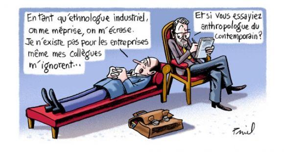 Baromètre EducPros 2014. Et si travailler dans l'enseignement supérieur nuisait à la santé © Hervé Pinel