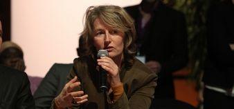 Isabelle This Saint-Jean - Parti socialiste - Décembre 2013 //©Philippe Grangeaud