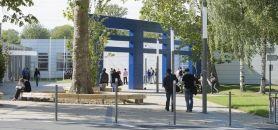 Le campus de HEC à Jouy-en-Josas //©Jean Marc Biais/HEC Paris