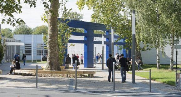 Le campus de HEC à Jouy-en-Josas