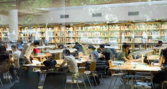 Bibliothèque de l'EM Grenoble