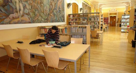 Bibliothèque des Arts et Métiers © Arts et Métiers ParisTech