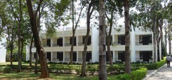 Mahindra École centrale, à Hyderabad. La résidence étudiante ©École centrale Paris