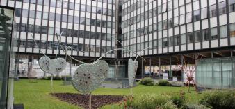 L'UPMC (Université Pierre-et-Marie-Curie), fusionnée depuis janvier 2018 avec l'université Paris-Sorbonne, maintient sous sa nouvelle dénomination, Sorbonne Université, son titre de meilleure université française dans le classement, à la 36e place. //©Camille Stromboni