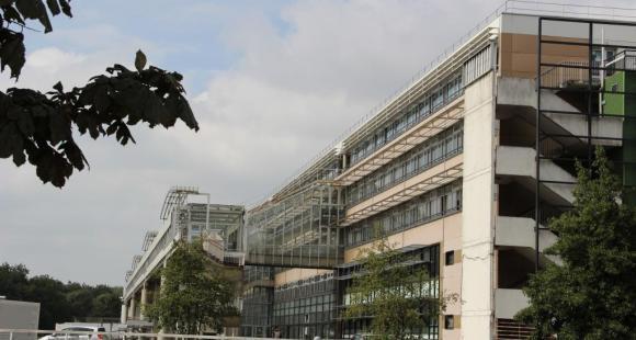 Bâtiment Copernic, cité Descartes - Université Paris-Est-Marne-la-Vallée