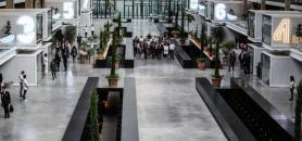 L'ancienne halle Freyssinet abritera 1.000 start-up sur 34.000 mètres carrés. //©Hamilton / R.E.A