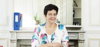 Budget, entrée à l'université, sélection en master... L'année universitaire de Frédérique Vidal s'annonce chargée. //©Patrice Normand/Leextra pour l'Etudiant