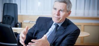 Jacques Biot précise qu'il ne déposera une candidature