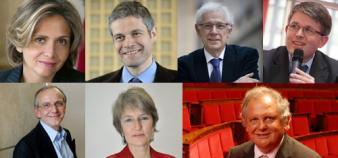 Candidats aux législatives