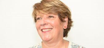 Christine Legrand, présidente d'Euprio et directrice de la communication de CPE Lyon. //©Christine Legrand