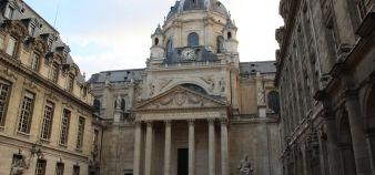 Sorbonne Université gagne 50 places et se hisse de la 123e à la 73e place du classement mondial des universités de THE. //©Marie-Anne Nourry