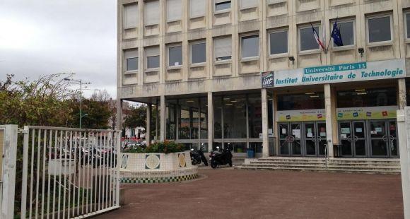 L'IUT de Saint-Denis.