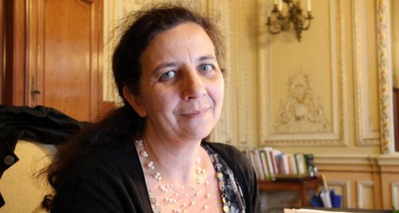 Frédérique Vidal - Université de Nice - Avril 2013 ©C.Stromboni