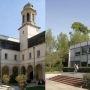 Les universités de Montpellier 1 (à gauche, ©Hugues Desmichelle) et Montpellier 2 (à droite, ©UM2) doivent fusionner en  janvier 2015.