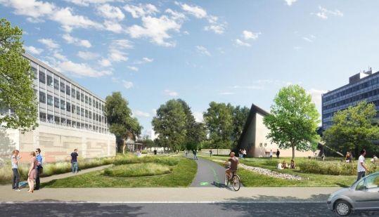 plan campus lyon entre enfin en phase op rationnelle educpros. Black Bedroom Furniture Sets. Home Design Ideas