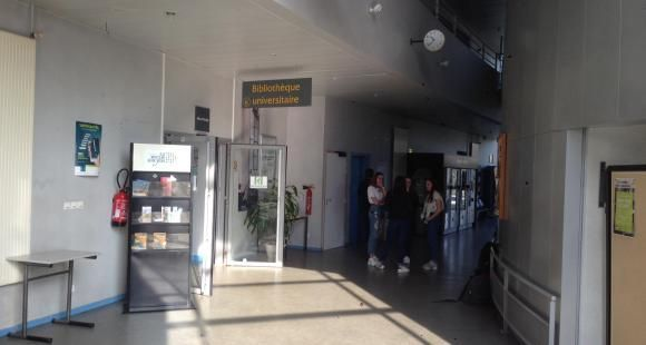 À l'université de Nantes, les enseignants-chercheurs au secours des BU