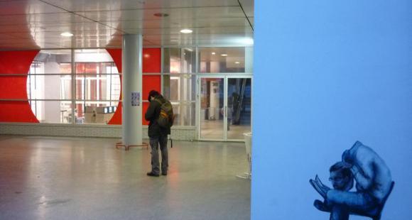 L'université Paris 8 - ©M. Oui