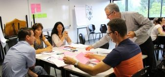 L'idée que les universités françaises seraient en retard sur la pédagogie ne tient plus, estime un membre du jury Idefi. //©Promising-UPMF