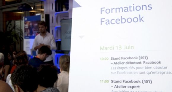 PAYANT - Facebook formation