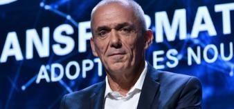 Antoine Petit succède à Alain Fuchs à la présidence du CNRS. //©Xavier POPY/REA