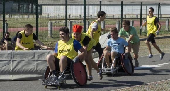 Handicap : l'université Toulouse 3 fait école