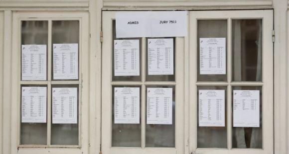 Listes de candidats admis au baccalauréat en 2014 dans un lycée de Paris