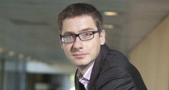 François Germinet, président de l'université de Cergy-Pontoise.