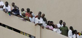 Au Sénégal, les conditions d'études restent difficiles, avec pour conséquence un fort taux d'échec en licence. //©Ludovic / R.E.A