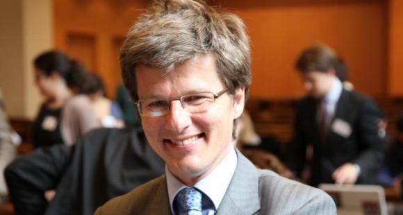 Hervé Crès - candidat à la direction de Sciences po Paris