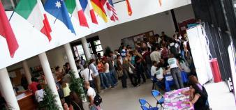 Le campus de Reims Management School // DR