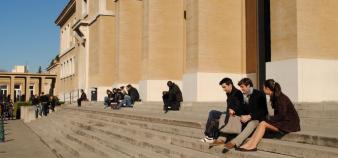 Université Aix-Marseille - site Schuman - 2011 - © C.Stromboni