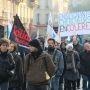 Manifestation - enseignants-chercheurs - universités - © C.Stromboni déc2013