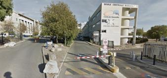 Centrale Marseille applique l'approche par compétences depuis une dizaine d'années. //©Google Street View