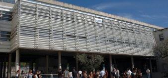 Pour anticiper l'afflux d'étudiants en première année, l'université de Nîmes a ouvert 650 places en L1 de psychologie. //©Unîmes