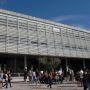 La cour du site Vauban, université de Nîmes //©Unîmes