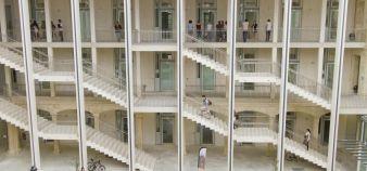 Benoît Roig prend la présidence de l'université de Nîmes. //©Unîmes