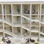Le site Hoche est le dernier-né des campus de l'université de Nîmes. Il a ouvert en 2013 dans les locaux de l'ancien CHU. //©Unîmes