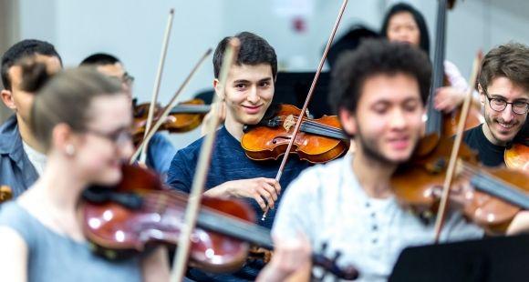 Choeur et orchestre de Sorbonne Universités, mai 2017
