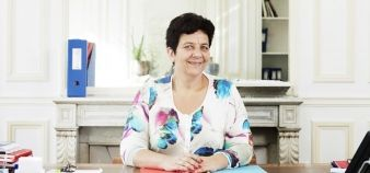 Pour Frédérique Vidal, le principe de la compensation des notes ne sera pas remis en cause. //©Patrice Normand/Leextra pour l'Etudiant
