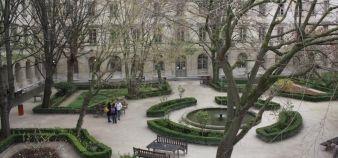 L'école de la rue d'Ulm conserve sa deuxième place du classement du THE des 20 meilleures universités mondiales à taille humaine. //©Sophie de Tarlé