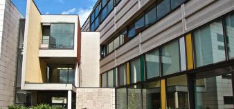 La façade de l'ENSGSI à Nancy. //©ENSGSI